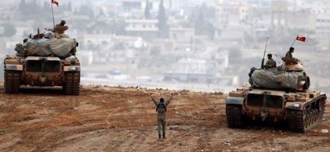 Türk ordusu 98 yıl sonra eski eyaleti Suriye'de
