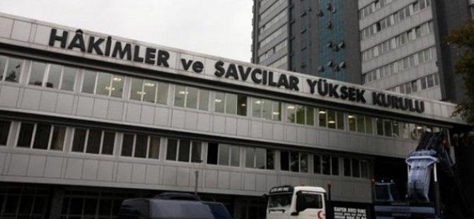 HSYK'dan 2 bin 847 hakim ve savcı için flaş karar