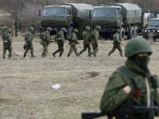 Rus ordusundan ani tatbikat!