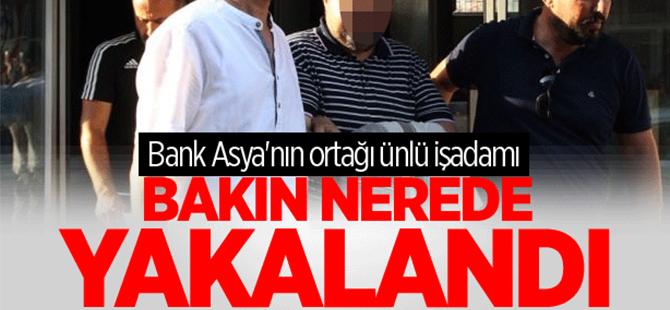 Bank Asya ortağı Mustafa Aydın Koyuncu köy evinde yakalandı