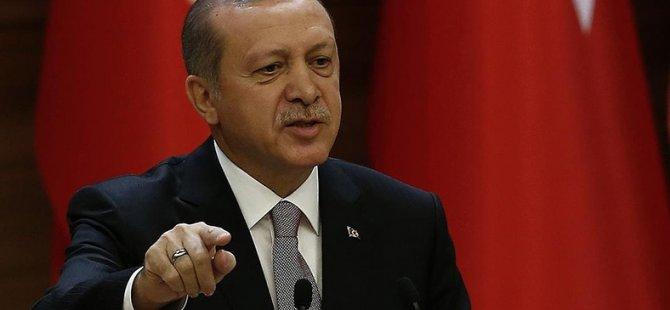 Cumhurbaşkanı Erdoğan'a Yozgat'tan mektup