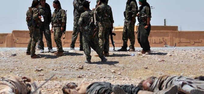 ABD hamilik yaptığı YPG'ye istihbarat desteğini askıya aldı