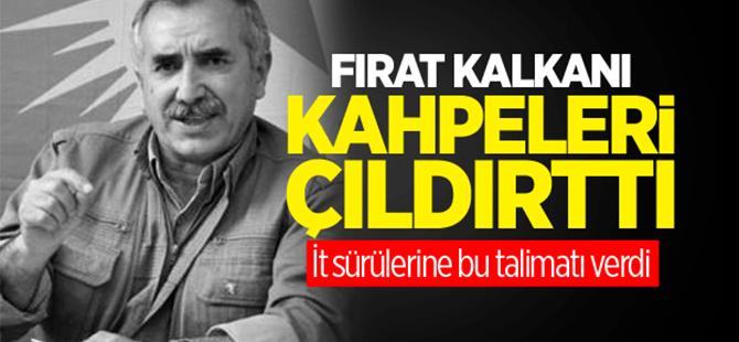 Türkiye'nin Fırat Kalkanı operasyonu Kandil'i çıldırttı!