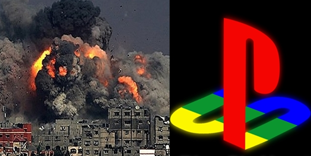 Küresel emperyalizmin savaş oyunları...