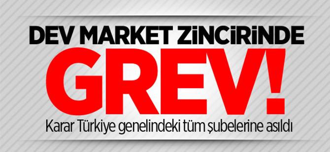 Metro Gross Market işçisi grev kararı aldı