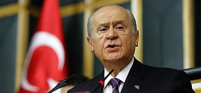 Devlet Bahçeli'den 8 maddelik terörle mücadele önerisi