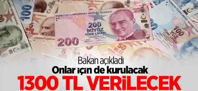Esnafa 1300 TL işsizlik maaşı verilecek