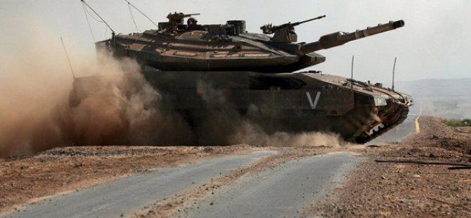 Türk tankına saldıranlar imha edildi