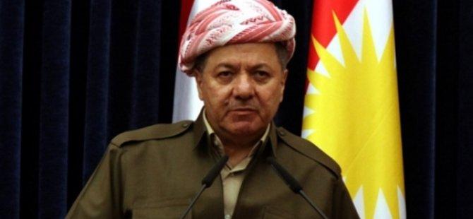 ABD'den Mesut Barzani'ye mesaj