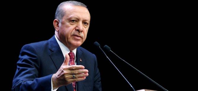 Erdoğan'dan tarihe geçen sözler: Siz de gömlek varken çelik yelek giymem