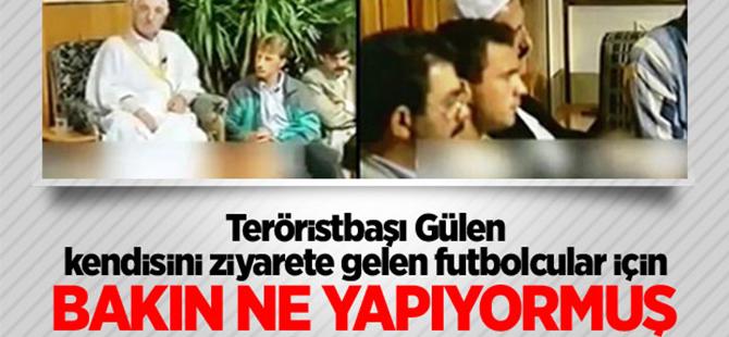 Gülen'den ziyaretçi futbolculara VİP taşıma!