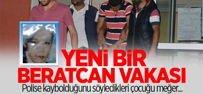 Gaziantep'te yeni Beratcan vakası!