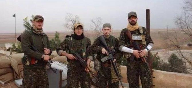 YPG'ye katılan İngilizler terörist sayılacak