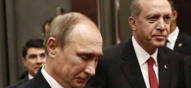 Erdoğan Putin görüşmesinin saati belli oldu