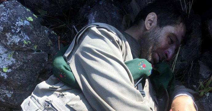 PKK'nın sözde 'bölge sorumlusu' öldürüldü!