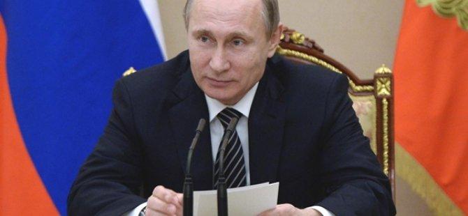 Vladimir Putin varisini tarif etti