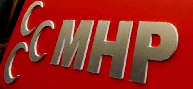 MHP Muğla'da 3 ilçe teşkilatını feshetti
