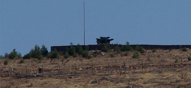 ABD'nin gönderdiği füzeler Suriye'ye çevrildi