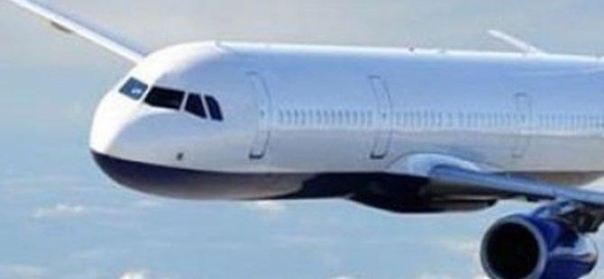 Alman uçağı Makedonya'da kayboldu