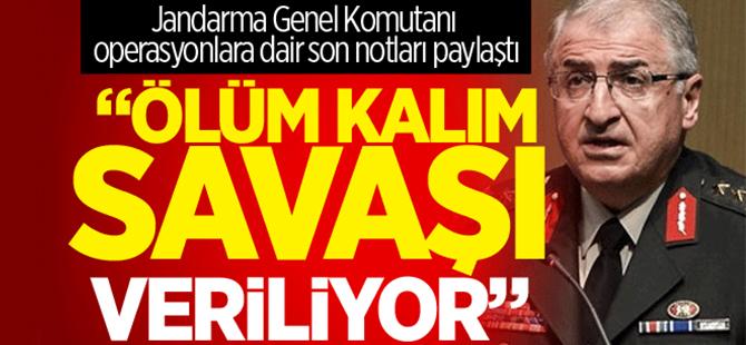 Yaşar Güler, Çukurca'da düzenlenen operasyonlar hakkında bilgi verdi