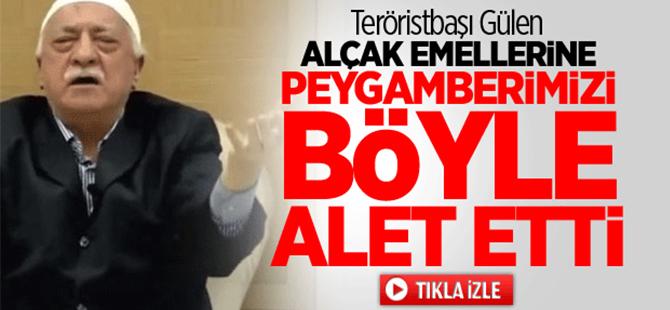Teröristbaşı Gülen'den şoke eden açıklamalar!