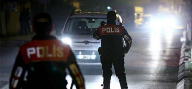Ankara'da 3 bin polisle operasyon