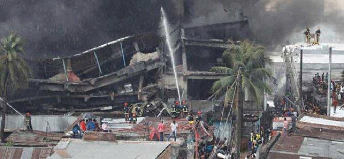 Fabrikada patlama! 20 ölü 74 yaralı