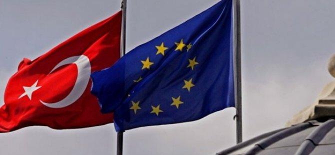 Türkiye Avrupa Birliği'ni solladı