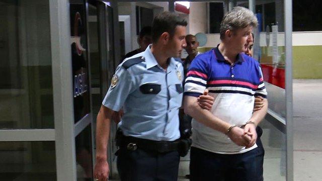 FETÖ'nün Kritik İsmi Tutuklandı