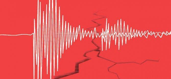 Makedonya'da şiddetli deprem