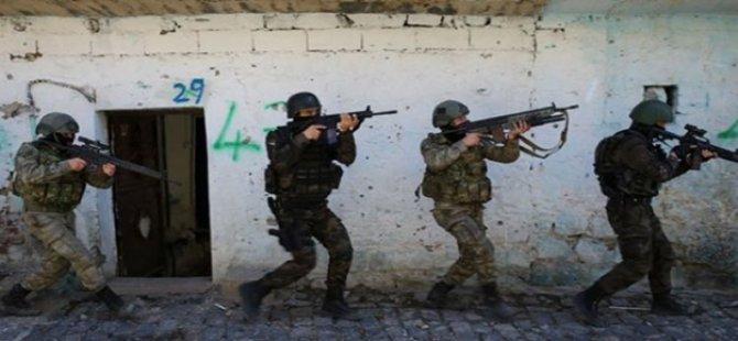 Eylem hazırlığındaki hain teröristler öldürüldü!