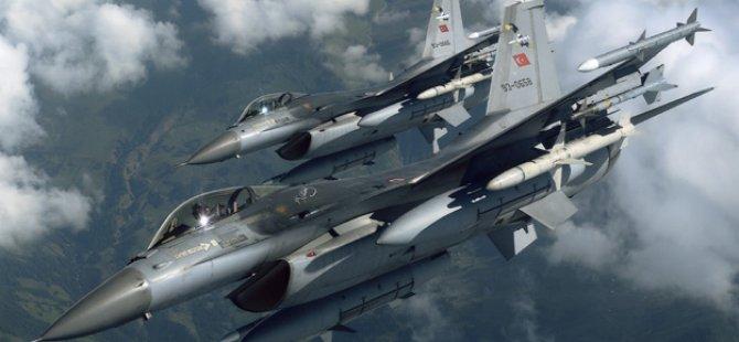 Hakkari'de 2 PKK'lı ve cephanelik havaya uçuruldu!