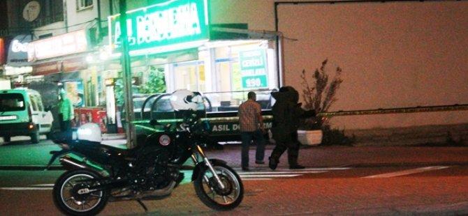 Konya'da şüpheli çanta paniği!