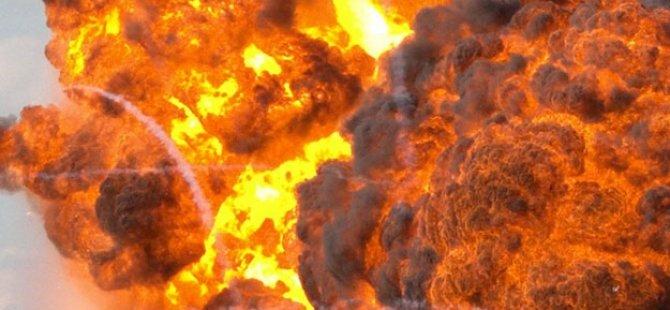 Turist feribotunda patlama! Ölü ve yaralılar var