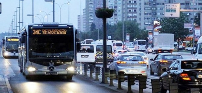 Dikkat! İstanbul'da o gün ulaşım ücretsiz