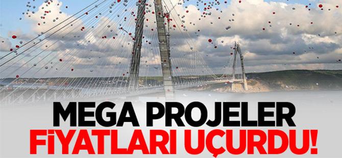 İstanbul'da arsa fiyatları uçtu