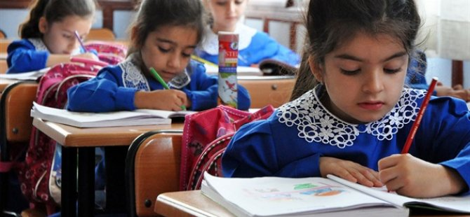 18 milyon öğrenci için İlk ders zili çaldı
