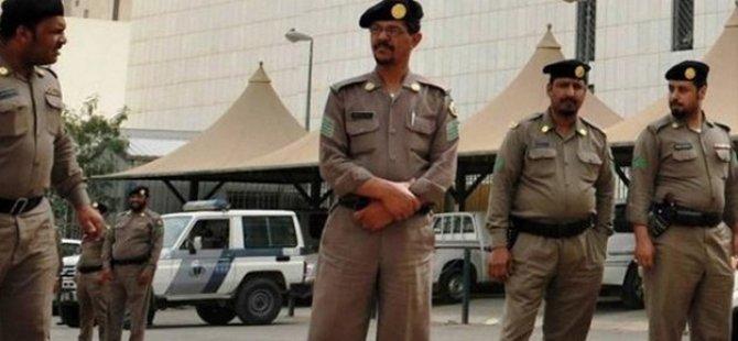 Suudi Arabistan'da DAEŞ operasyonu