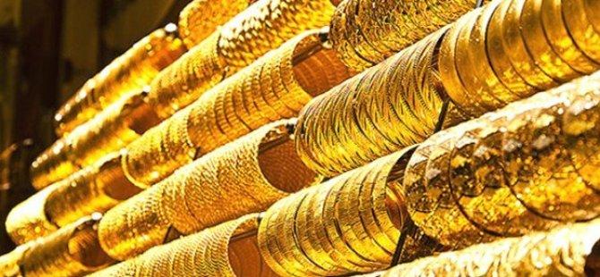 Altın ithalatında tarihi düşüş