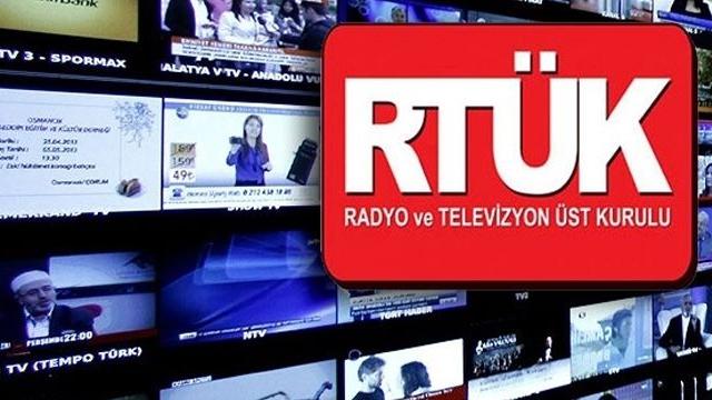 1 TV, 2 Radyo İçin Kapatma Kararı