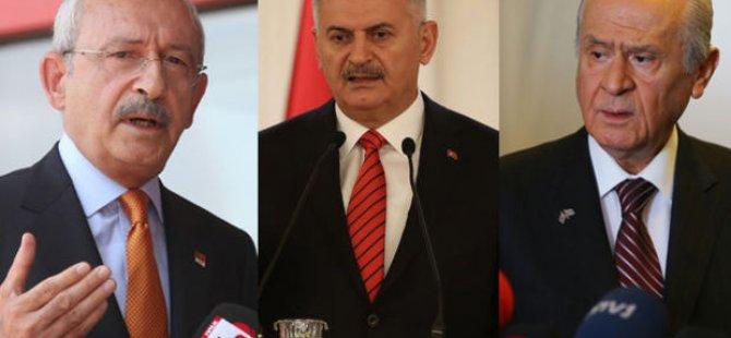 Liderler OHAL'i konuştu