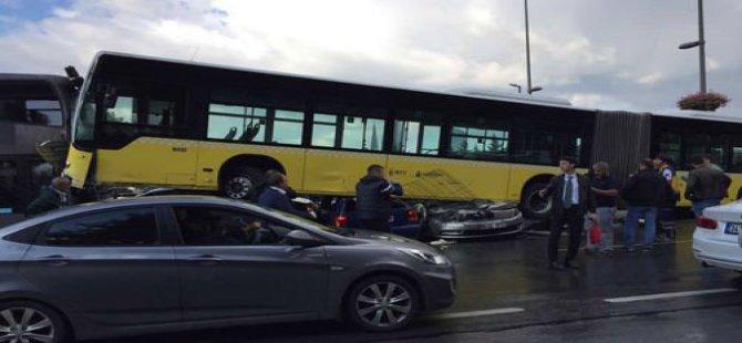 İşte metrobüs şoförüne saldıran o kişi!