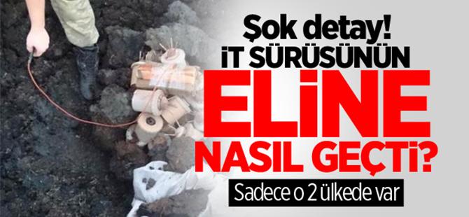 Yasaklı mayınları PKK'ya hangi devlet verdi?