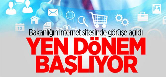 e-ticarette güven damga sistemi kurulacak