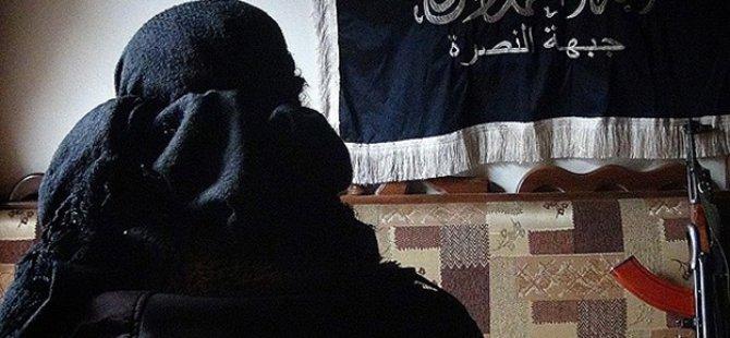 El Nusra da ABD'den silah yardımı aldığını açıkladı