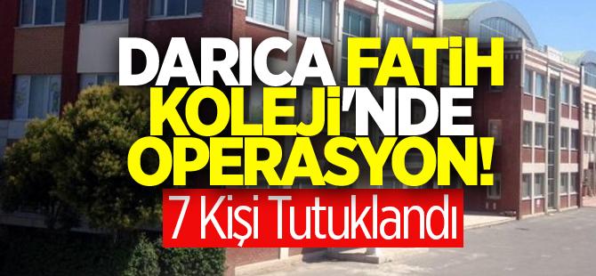 Darıca'da ByLock kullanan müdür ve öğretmenler tutuklandı