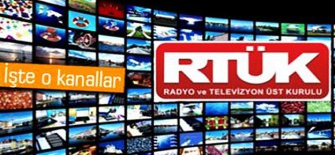 OHAL kapsamında 12 TV kanalını kapattı