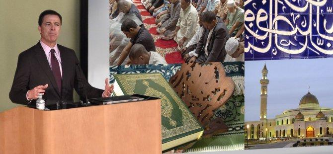 FBI Başkanı: İslam harika bir din