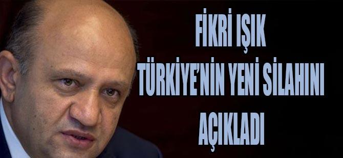 FİKRİ IŞIK AÇIKLADI