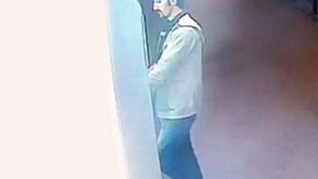 ATM Faresi Kıskıvrak Yakalandı